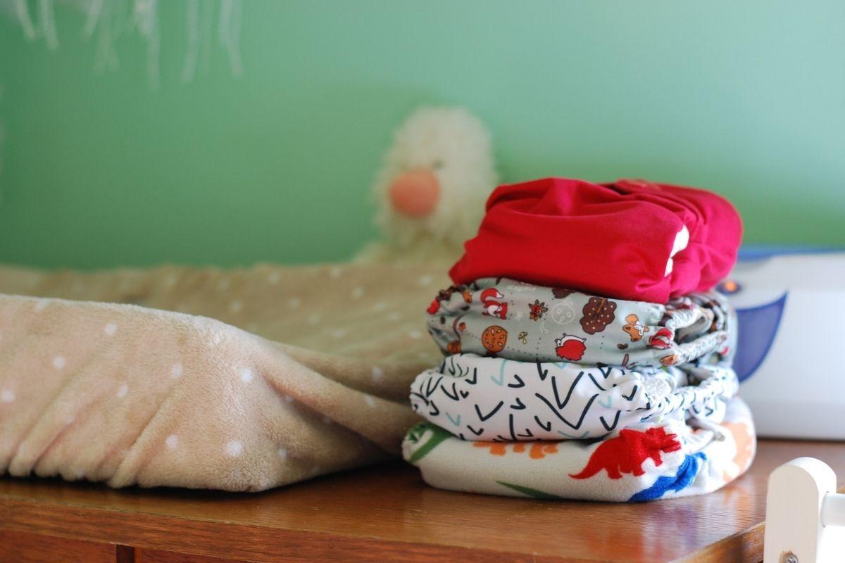 赤ちゃん連れの持ち物