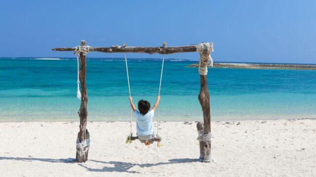 子連れの沖縄旅行の持ち物