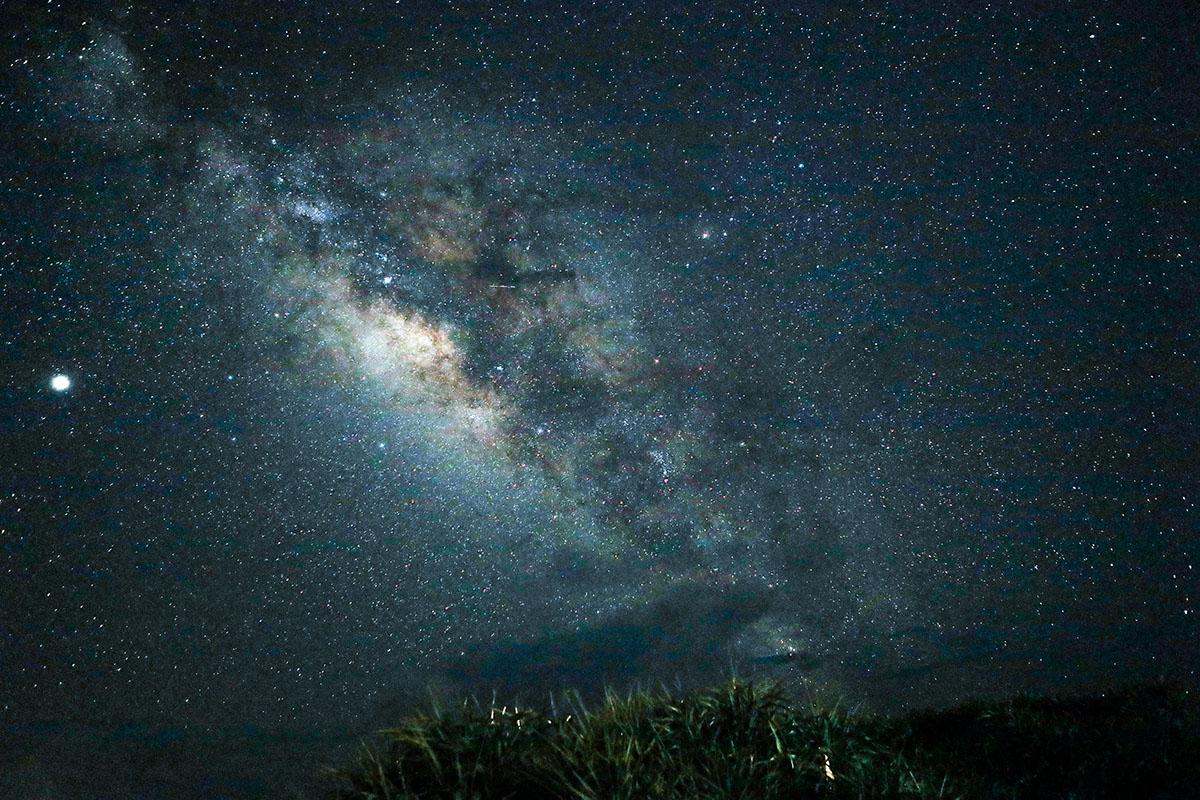 沖縄の星空人気エリア